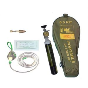 Portable Oxygen Kit - OXYLIFE 0.5 Kit