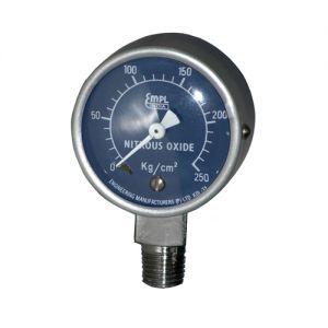 Pressure-Gauge-Nitrous-Oxide-50-mm-Dia-0-250-Kg-Cm4