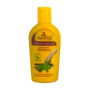 Sahanchara-D, Aroma Herbal Anti Dandruff Shampoo