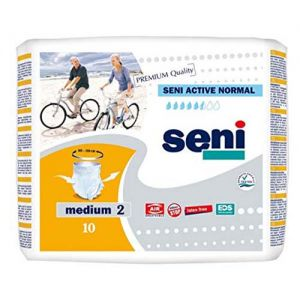 Seni Active Normal Adult Pull Ups Diaper Medium 10pcs