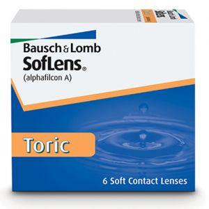 SofLens Toric Contact Lenses