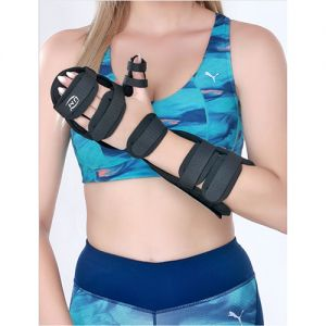 Static Cockup Splint Right Large