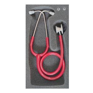 Pediatric & Neonatal Revival Stethoscope  Red