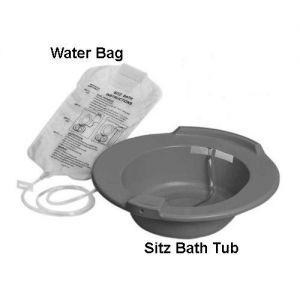 sitz-bath-tub