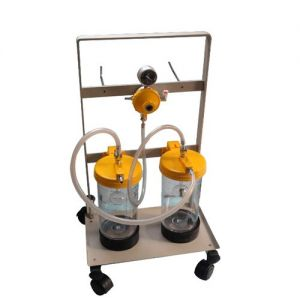 SUCTION-THEATRE-TROLLEY-UNIT-ALUMINIUM-BODY-WITH-POWDER-COTED