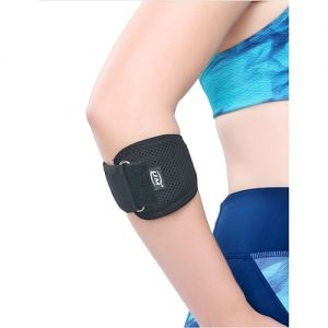 Tennis Elbow Support With Silicone Pad L