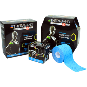 KINESIOLOGY tapes - Kinesiology Tape (Red / Black)