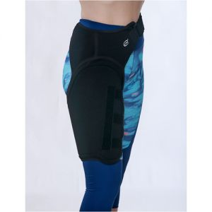 THIGH BRACE WITH PELVIC SUPPORT  LARGE (LEFT)