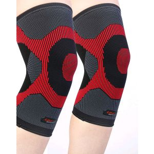3D Knee Support Pair