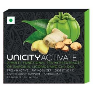 Unicity Activate Pack of 20 Sachets