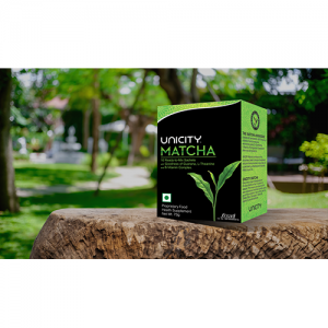 Matcha Powdered Green tea 73g 10 Sachets