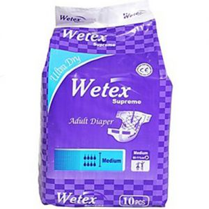 Wetex Adult Diaper - Large