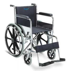 Steel RH 809-B Wheel Chair