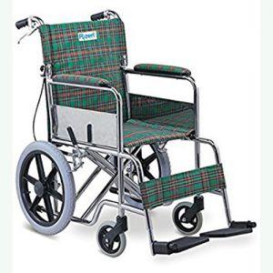 Wheel Chair Steel RH 870ABJ