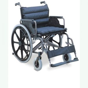 Steel RH951B-56 Wheel Chair