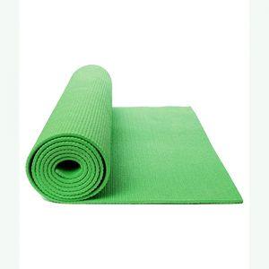 Quick Shel-Green Coloured 6mm Yoga mat